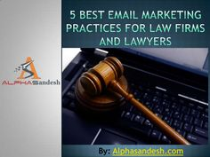 Law Firms Email Marketing