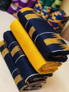 Kente Dress, African Wear Dresses, African Accessories, Kente Styles, Kente Cloth, African Design, African Fabric, Ghana, African Fashion