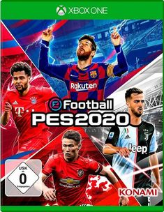 eFootball Pro Evolution Soccer 2020 - Xbox One Pro Evolution Soccer, Xbox One Controller, Call Of Duty, Pes Konami, Game Resources, Ps4 Games, Hack Online, Playstation 2