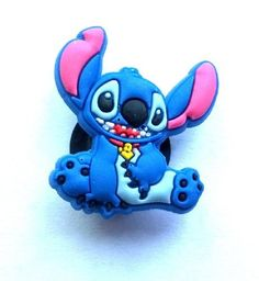 Funny Lilo and Stitch Shoe Charm (1 pc) #1 - Jibbitz Croc Style by Hermes. $4.49. You will get one Lilo and Stitch Shoe Charm as pictured. Collect all of your charms, Mix 'n Match, trade your friends.