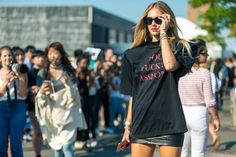 The Street Report: New York Fashion Week- Prescription Sunglasses - https://www.eyewearinsight.com/category/womens-glasses/style/sunglasses
