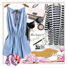 """""""SheIn IV/9."""" by lillili25 ❤ liked on Polyvore"""