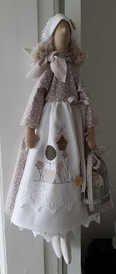 Best rag dolls -- Click visit link above to see Sewing Dolls, Soft Dolls, Doll Crafts, Fabric Dolls, Rag Dolls, Doll Patterns, Beautiful Dolls, Doll Toys, Diy Clothes