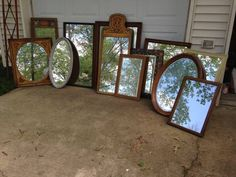 craigslistmirrors- This guy posts mirrors for sale on craigslist here... you're welcome!