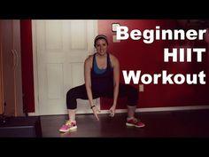 Beginner's HIIT (High Intensity Interval Training) - YouTube