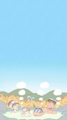 Sinchan Wallpaper, Kawaii Wallpaper, Galaxy Wallpaper, Cartoon Wallpaper, Sinchan Cartoon, Cute Piglets, Crayon Shin Chan, Character Illustration, Cute Art