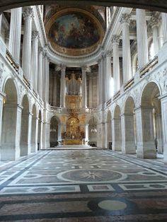 """Gezgin Notları: Sous Le Ciel De Paris / Versailles ve Son  """"Ekmek..."""