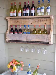 pallet shelves for kitchen 12