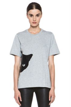 Creeper Cat Tee. The name alone makes it worth buying for $22.