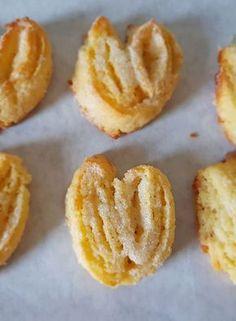 Las clásicas palmeritas pero sin gluten! ¿Te animas a probarlas? Quedan buenísimas y son aptas para celíacos!