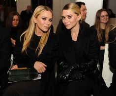 Mary-Kate and Ashley Olsen kick off QVC Runway show
