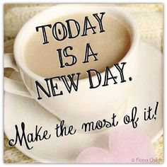 Today's a NEW day!  Make the most of it.  Good morning.  http://ift.tt/1H6hyQe Facebook/smpsocialmediamarketing Twitter @smpsocialmedia