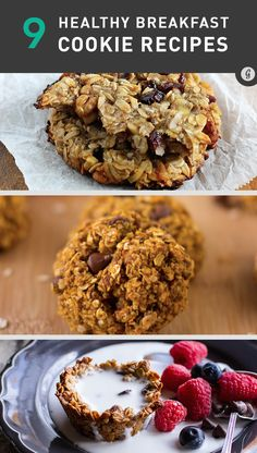 9 Ways to Eat Cookies for Breakfast