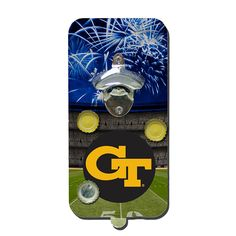 Georgia Tech Clink 'n Drink -- Discover this special product, click the image : Display Stands Home Decor