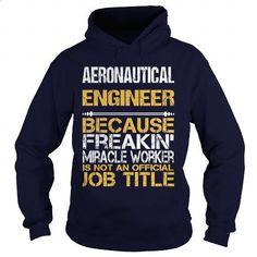 AERONAUTICAL ENGINEER - NINJA - #womens hoodies #black hoodie mens. BUY NOW => https://www.sunfrog.com/LifeStyle/AERONAUTICAL-ENGINEER--NINJA-Navy-Blue-Hoodie.html?60505