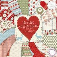 Scrapbooking Paper: Nordic Christmas