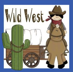 Wild West MEGA Pack with learning activities for kids Great for a westward expansion theme too! Wild West Activities, Kids Learning Activities, Pioneer Activities, Summer Activities, Teaching Ideas, Cowboy Theme, Western Theme, Western Cowboy, Free Preschool