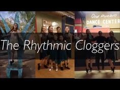 Galway Girl Clogging Routine-The Rhythmic Cloggers - YouTube