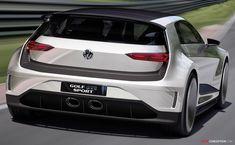 VW Golf 'GTE Sport' Concept