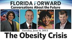 Orlando Sentinel - Panel discusses America's obesity problem at forum sponsored by Orlando Sentinel