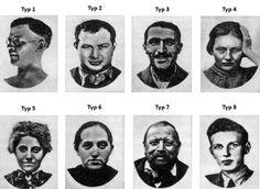 Zahleďte se do obrázku. Která z tváří vás děsí nejvíc? Portrait, Karma, Angel, Style, Psychology, Darkness, Faces, Random Stuff, Knowledge