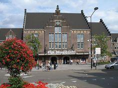 Monumentera - Locatie - Station Maastricht