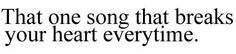 Everything's an Illusion, The Silence, and Stay- By Mayday Parade