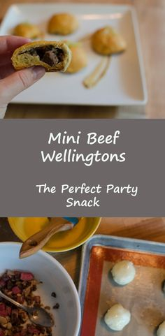 Mini Beef Wellingtons perfect for your next #SundaySupper. #FLBeefImmersion…