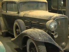 WATCH: Car-lover's treasure discovered in Texas man's garage - KYTX CBS19.tv - News, Weather, & Sports | Tyler-Longview