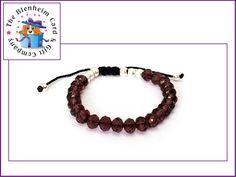 Beautiful iridescent bead bracelet.  Adjustable sizing.  £5 plus postage.