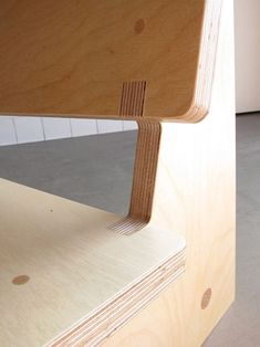 plywood joining detail.