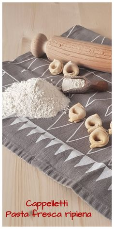 Per Natale o per qualunque momento importante, preparate questa pasta fresca ripiena! #ricette #pastafresca #pastaripiena #natale #romagna