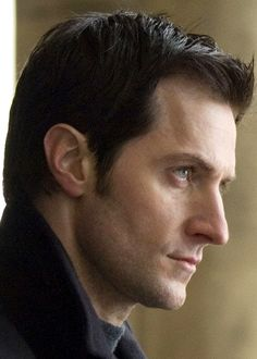 Richard Armitage- MY FAVORITE ACTOR. And he's going to be in The Hobbit!!