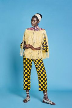 Duro Olowu - Spring 2017 Ready-to-Wear