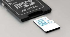 Nueva tarjeta microSD Action Camera de Kingston, para cámaras GoPro y drones - https://webadictos.com/2016/03/28/tarjeta-microsd-action-camera-kingston-camaras-gopro-drones/?utm_source=PN&utm_medium=Pinterest&utm_campaign=PN%2Bposts