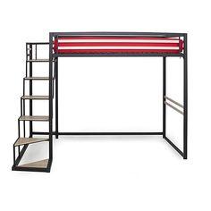 Solutions Pour Aménager Le Dessous Dun Lit Mezzanine Interior - Lit en hauteur 2 places