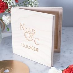 Personalised Ampersand CD Box