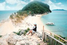 Gigantes Islands or Islas De Gigantes Budget, Travel Guide, Itinerary And Everything else you need to know before your travel to this slowly on the rise paradise. Budget Travel, Travel Guide, Niagara Falls, Islands, Traveling By Yourself, Jewel, Budgeting, Nature, Naturaleza