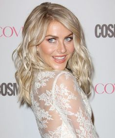 It's almost like you're a bridesmaid for Julianne Hough