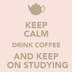 This is basically every students life motto, am I right? I would love to know what you're studying for this week!