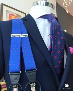 """bowlerhatmen: """"Nueva colección de corbatas  y tirantes. #bowlerhat #Estilobowlerhat #tirantes #suspenders #corbatas #ties #pañuelos #pochetes #bodas #wedding #bodas2017 #wedding2017 #siempreelegante #men #menstyle #menslook #menwear #moda..."""