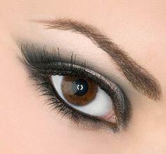 always looking for ways to make my brown eyes pop