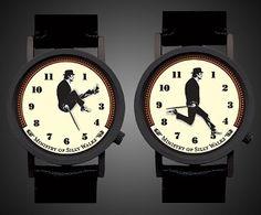 Monty Python Silly Walk Watch #montypython #watch #bbc #cool #geeky #geek #nerd
