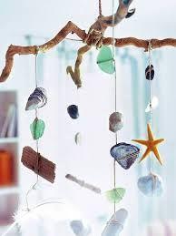 sea glass crafts ideas - Google zoeken