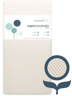 Organic Breathable Lightweight 2-Stage Baby Crib & Toddler Mattress Babies Rooms, Baby Cribs, Baby Room, Mattress, Stage, Organic, Chart, Baby Crib, Mattresses