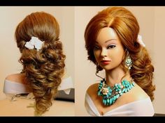 Back to school hairstyles. Cute everyday braids for long hair - YouTube