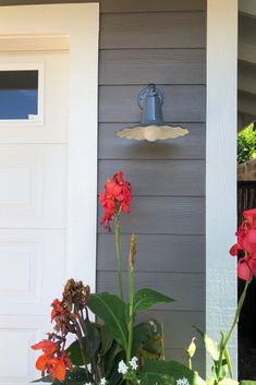 Garage Lighting, Backyard Lighting, Exterior Lighting, Outdoor Lighting, Gooseneck Lighting, Modern Farmhouse Lighting, Maui Beach, Eclectic Modern, Outdoor Retreat