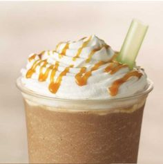 Frozen Caramel Cappuccino Drink Recipe.  This is the closest recipe I have found to Olive Garden's Frozen Caramel Cappuccino.  It was delicious, not overly sweet and was great with and without the whipped cream.  Very easy to make & much cheaper too.