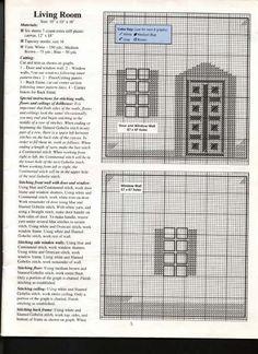 Buidling Block Dollhouse 18