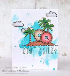 Lawnscaping Challenge: Donut Disturb!